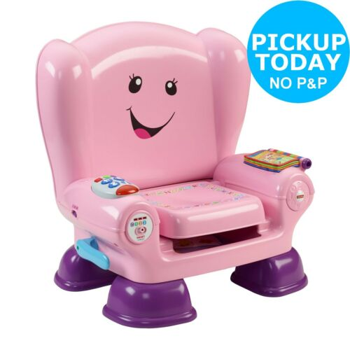 1 of 1 - Fisher-Price Laugh & Learn Smart Stages Chair - Pink-From the Argos Shop on ebay