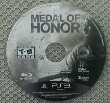 Medal of Honor (PlayStaion 3, 2010) Game Disc Only