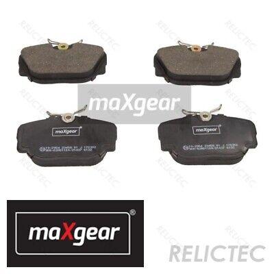 LAND ROVER DISCOVERY Mk2 4.0 Brake Pads Set Rear 98 to 04 QH SFP100470 SFP100490