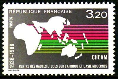 France 1986 Yvert n° 2412 neuf ** 1er choix