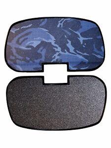 SéRieux Inmotion V10 électrique Monocycle Pédale Grip Tape Kit De Conversion Camouflage Ou Noir-afficher Le Titre D'origine La Consommation RéGulièRe De Thé AméLiore Votre Santé