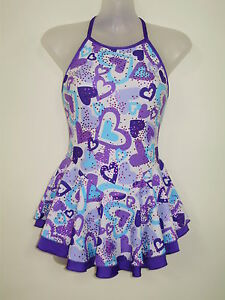 Costumes Clothing, Shoes & Accessories Skate/tap/dance Dress Girls Med 8-10