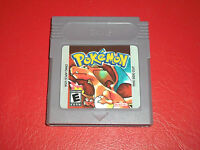 Brand Pokemon Red ++ Nintendo Gameboy Color Gbc Game Homebrew Fanmade