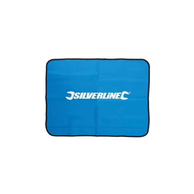 Silverline 875 x 562mm Wing Protector Bodywork Automotive - 380102