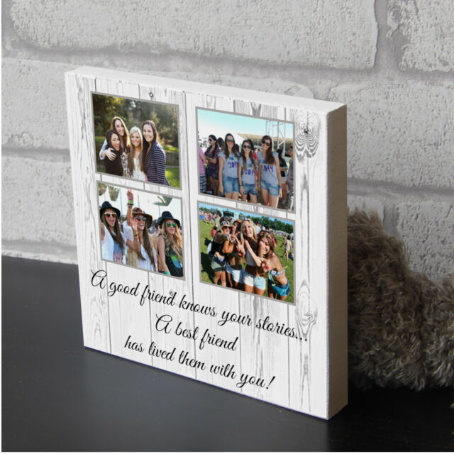 """7x5/"""" Personalised Special Best Friend Like Stars Photo Frame Gift Birthday"""