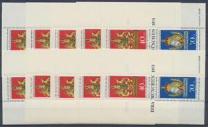 Deutschland-BRD-MiNr-Block-9-10-Bloecke-postfrisch-MNH-602841