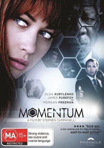 1 of 1 - Momentum (DVD, 2015)