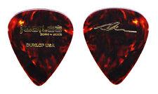 Jane's Addiction Dave Navarro Signature Brown Guitar Pick - 2001 Jubilee Tour