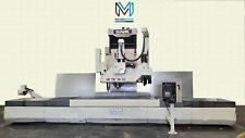 Snk Fsp 120v 5 Axis Cnc Profiler 120 X 50 Mill Vertical Machining Center Fanuc