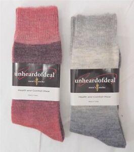 Uunheardofdeal-Men-039-s-Mohair-Wool-amp-Acrylic-Fashion-Color-Crew-M400