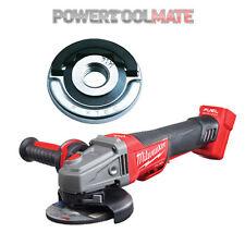 Milwaukee M18CAG115XPDB-0 18V Fuel Angle Grinder & 4932352473 Flange Nut