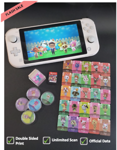 CARTRIDGE-SIZE-Custom-NFC-Amiibo-Card-for-Animal-Crossing-TOP-72-VILLAGERS