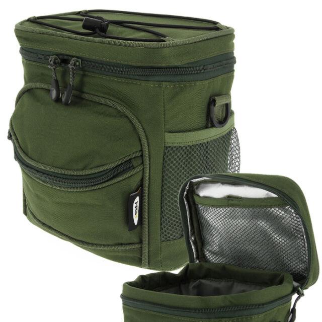 12 Hair Rigs OAKWOOD Carp Fishing Rig Wallet 4 Piece Needle Set /& Carp accessory kit