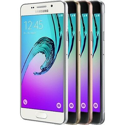 Samsung Galaxy A3 (2016) 16GB Android Smartphone LTE