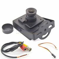 Hd 700tvl 1/3 Pal 3.6mm Mtv Board Lens Mini Cctv Security Video Fpv Camera