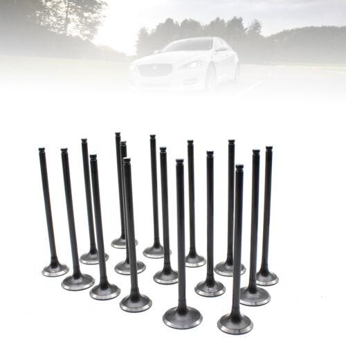 8Intake Valves+8Exhaust Valves Engine Set Fit92-05Honda Civic 1.6L 1.7L Hot Sale