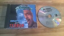 CD Hiphop Mr Freeze - Cold Wave Of Terror (10 Song) DOG EAT DOG / SPV