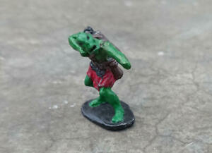 OR6-ORC-WITH-BOW-Prince-August-Fantasy-Armies-Cast-Pre-Slotta-Figure-Damaged