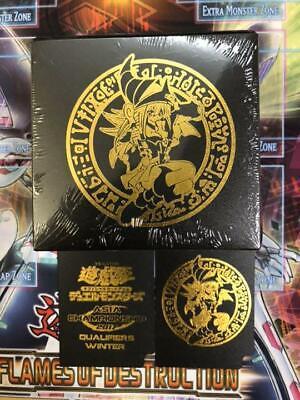 Official Storage Box Dark Magician Yugioh Japanese