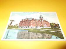 1920-era State Normal School, Plattsburgh, NY Vintage Postcard