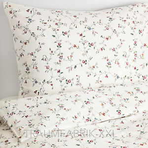 Ikea Ljusöga Bettwäsche Bettbezug 140x200 Cm Bettwäscheset Blume