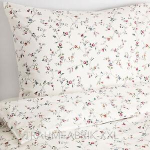 Ikea Ljusoga Bettwasche Bettbezug 140x200 Cm Bettwascheset Blume