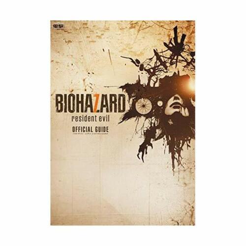 Resident Evil 7 Biohazard Official Guide