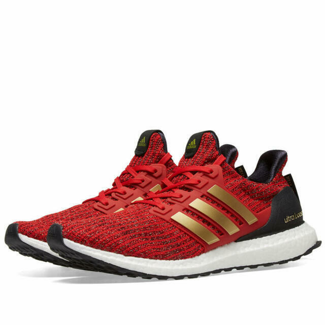 líquido Oscuro Imaginativo  Size 9 - adidas UltraBoost 4.0 x Game of Thrones House Lannister 2019 for  sale online | eBay