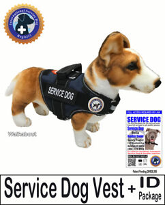 SERVICE-DOG-PKG-Vest-ID-the-034-Walkabout-034-by-LuvDoggy