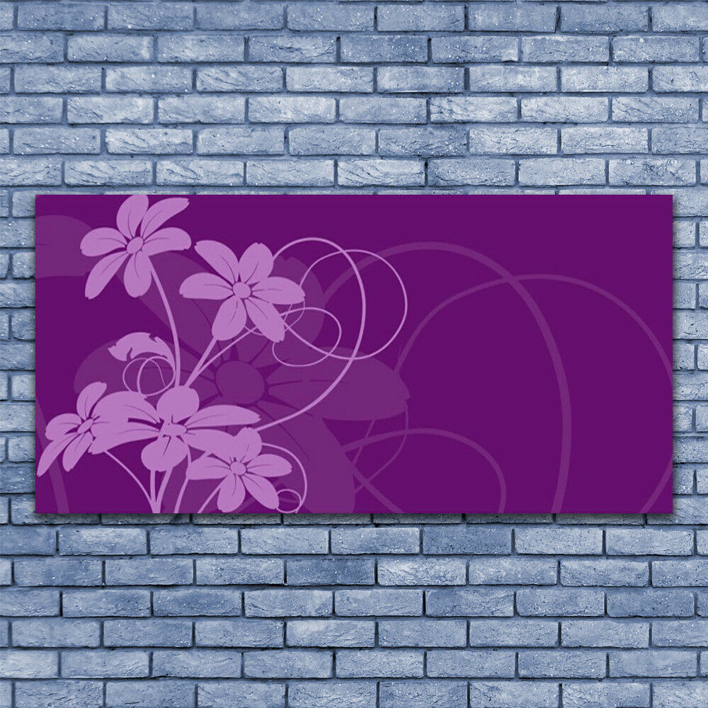 Glass print Wall art 140x70 Image Picture Picture Picture Abstract Art ab1d30