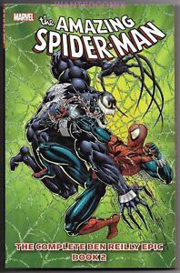 AMAZING-SPIDER-MAN-THE-COMPLETE-BEN-REILLY-EPIC-BOOK-2-TPB-VENOM-SPIDER-NEW-1