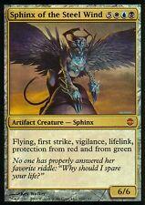 Sphinx of the Steel Wind FOIL   NM-   Alara Reborn   Magic MTG