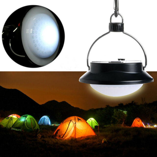 Ultra Bright 60 LED Outdoor Camping Tent Light Lantern Hiking Fishing Lamp H0C8U