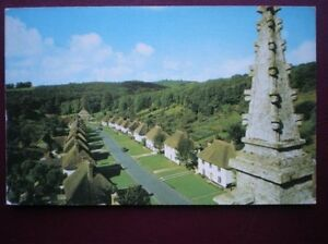 POSTCARD DORSET MILTON ABBAS  AERIAL VIEW OF THATCHED COTTAGES - Tadley, United Kingdom - Full Refund less postage if not 100% satified Most purchases from business sellers are protected by the Consumer Contract Regulations 2013 which give you the right to cancel the purchase within 14 days after the day you receive th - Tadley, United Kingdom