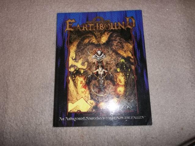 Demon the Fallen The Earthbound