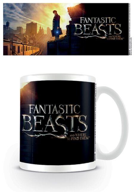 Fantastic Beasts Dusk Mug Official Newt Scamander Magic Harry Potter Wizard Gift