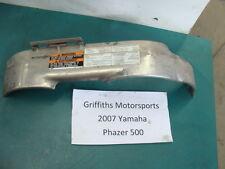 07 Yamaha Phazer FX mt-x? 500 08? 09? CLUTCH BELT COVER SHIELD GUARD
