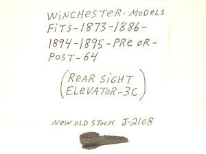 winchester rear sight elevator 3c j 2108 ebay