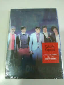 One Direction 1D All The Way to the Top Portada Holografica - DVD Nuevo