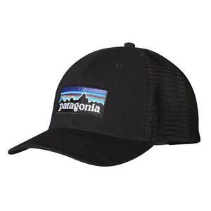 patagonia cappello  Patagonia Logo Cappello Unisex – adulto Nero All | eBay