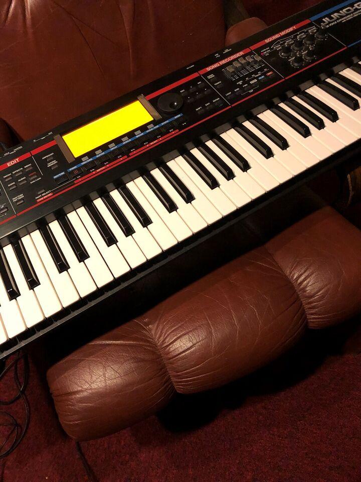 Synthesizer, Roland Juno-G 128