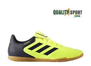neueste moderner Stil um 50 Prozent reduziert Details about Adidas Copa 17.4 in Yellow Blue Child Sports Shoes Indoor  S77152