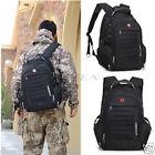 Swiss Gear Men Laptop Notebook Backpack Outdoor Hiking Bag Shoulder Bag