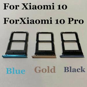 Dual-SIM-Card-Tray-Micro-Card-Holder-Slot-Adapter-For-Xiaomi-10-MI-10-10-pro