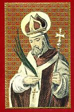 SANTINO SAN DIONIGI L'AREOPAGITA   IMAGE PIEUSE - HOLY CARD-  Heiligenbild