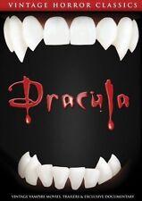 Dracula: 6 Vintage Horror Classics plus Bram Stoker Documentary (2-Disc 2007)