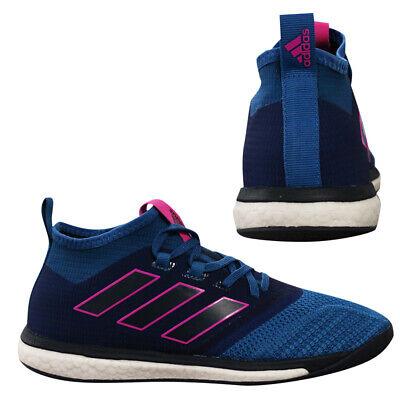 Ace Tango 17.2 TR Homme Chaussures Football Noir Bleu Adidas