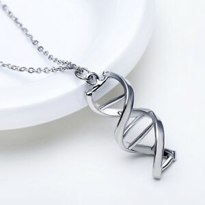 sterling inch dna necklace com products silver chain industrial dp pendant scientific amazon