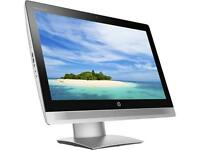 Hp All-in-one Computer Eliteone 800 G2 (t6t89pa) Intel Core I5 6th Gen 6500 (3.2