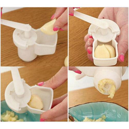 Kartoffel Knoblauch Cutter Obst Gemüse Werkzeug Ingwer Knoblauch Pressen KücheZP